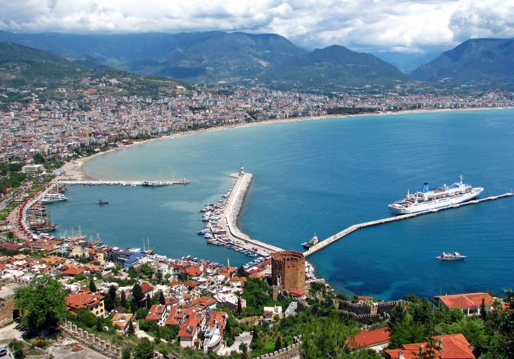 Buying a property in Alanya the most beautiful coastal areas